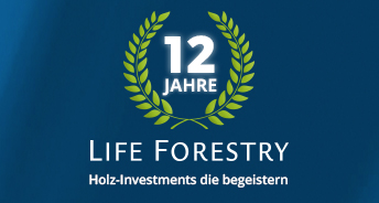 12 Jahre Life Forestry